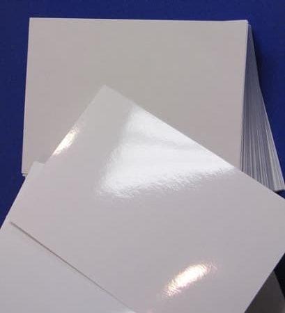 jenis jenis Kertas Glossy
