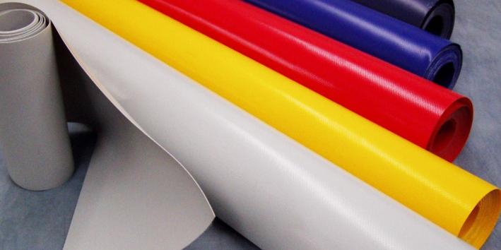bahan spanduk PVC