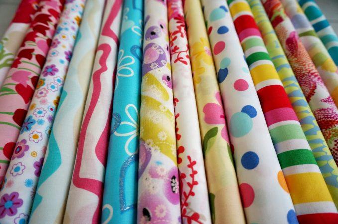 jenis kain katun biasa banyak variasi