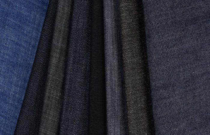 jenis kain katun denim celana
