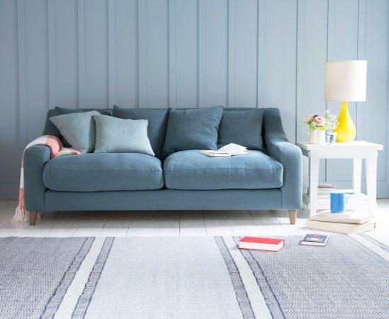 kegunaan pelapis sofa jenis kain katun