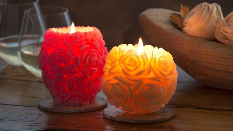 Jenis Manfaat Dan Cara Membuat Kerajinan Dari Lilin Hias Terlengkap