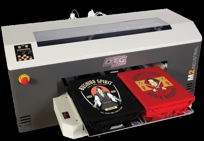 mesin sablon kaoa - Mesin Printer Col-Desi (DTG Digital) M2