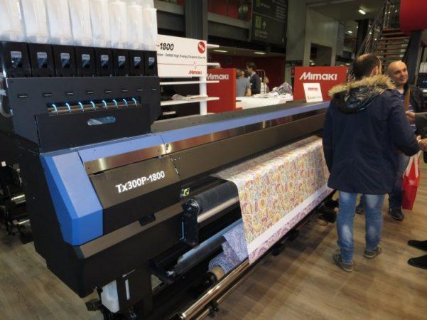 Mesin Printer Mimaki TX300P-1800