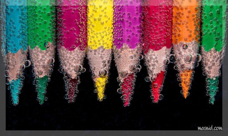 arti warna dalam desain grafis