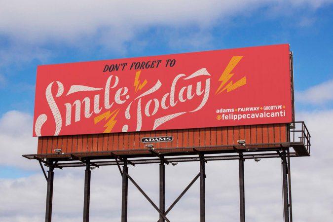 jenis media promosi - billboard