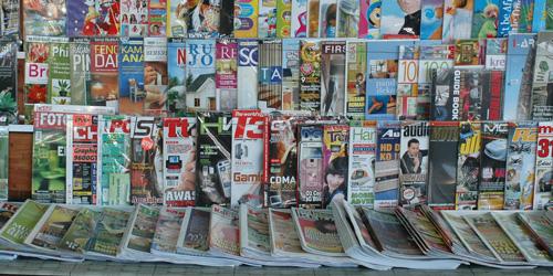 media massa cetak