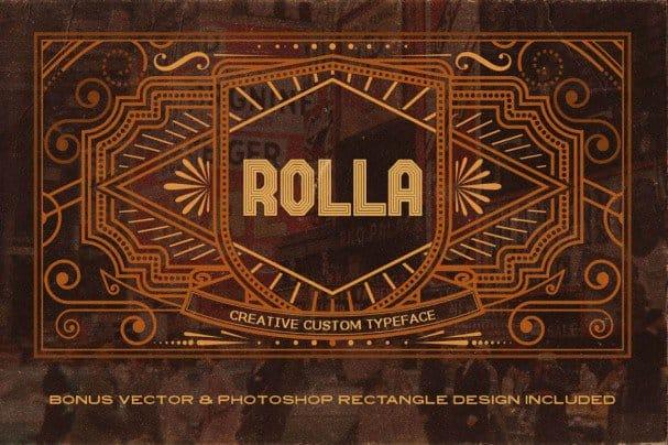 Font Rolla