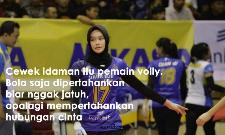 Kata Kata Motivasi Anak Volly Ball