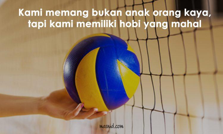 Kata Kata Mutiara Anak Volly Ball