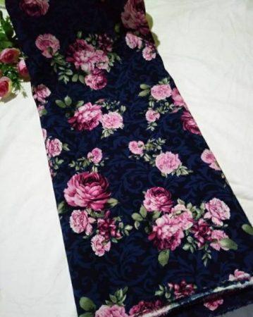 motif bunga cantik