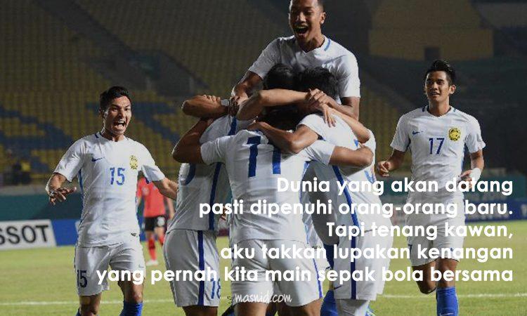 quote anak bola untuk teman