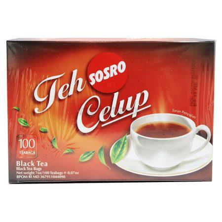 merk teh hitam - teh sosro