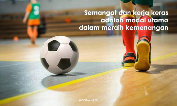 Kata2 Motivasi Pemain Futsal