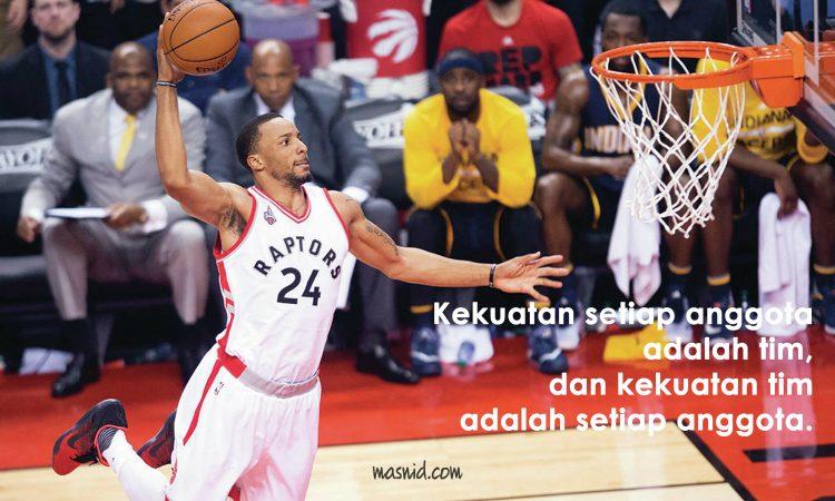 kata motivasi anak basket