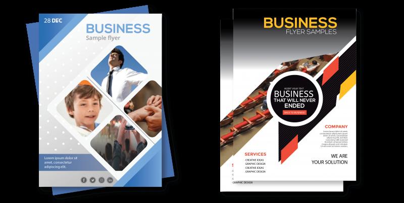 perbedaan flyer dan brosur